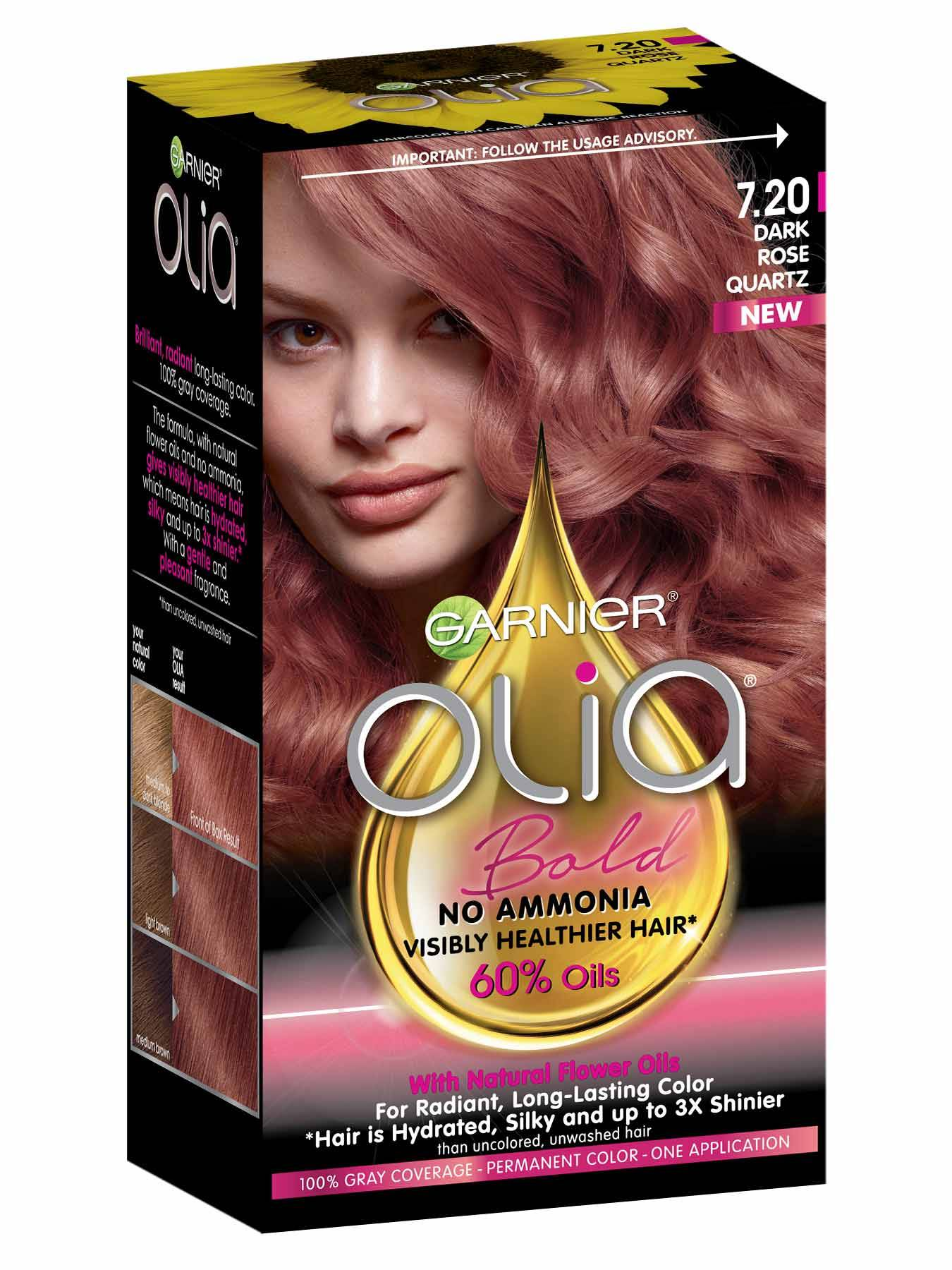 Permanent Black Hair Color Amp Hair Dye Products Garnier