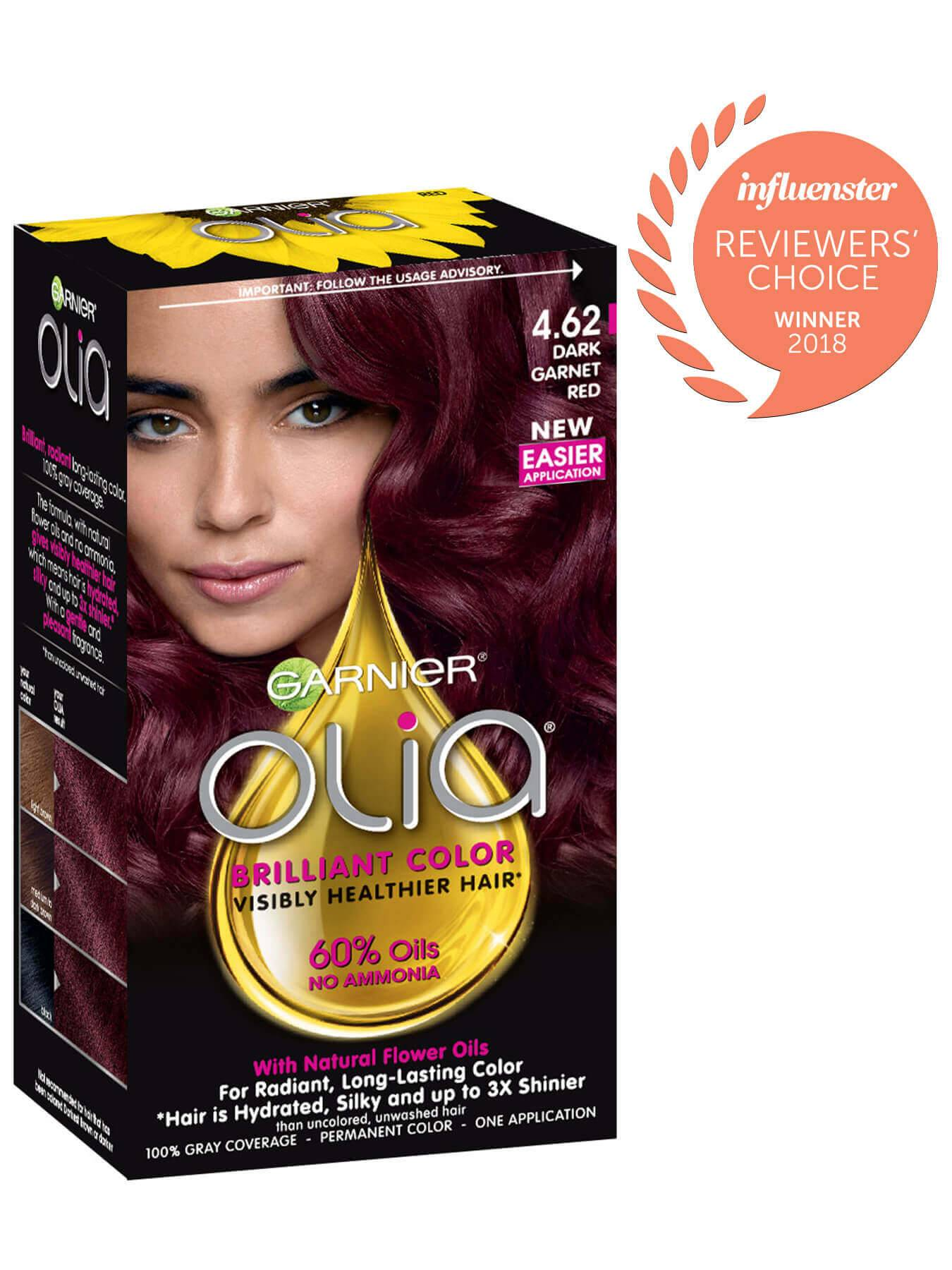Garnier Olia Packshot Award 4.62 Dark Garnet Red