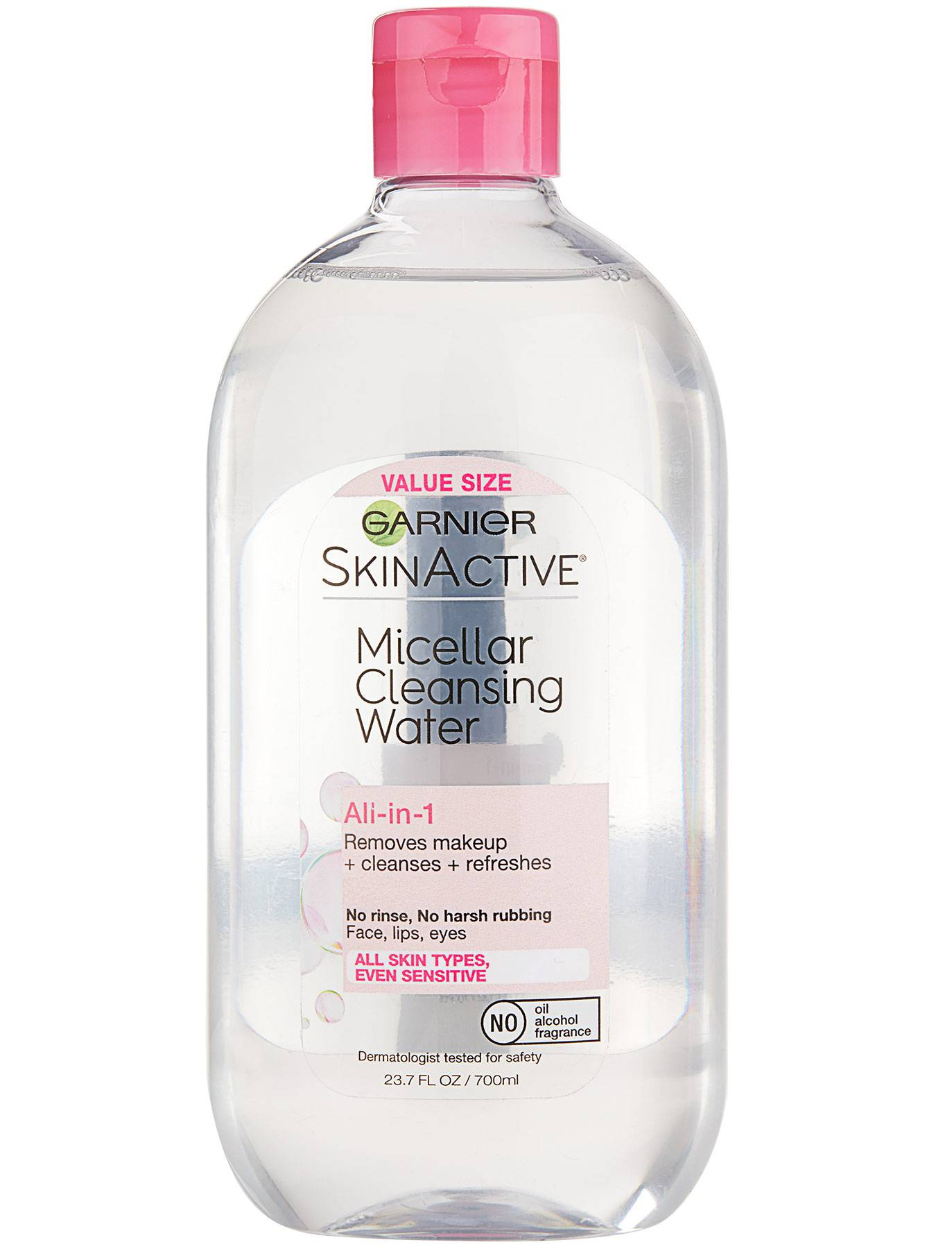Garnier Micellar Cleansing Water All-in-1 700ml - front