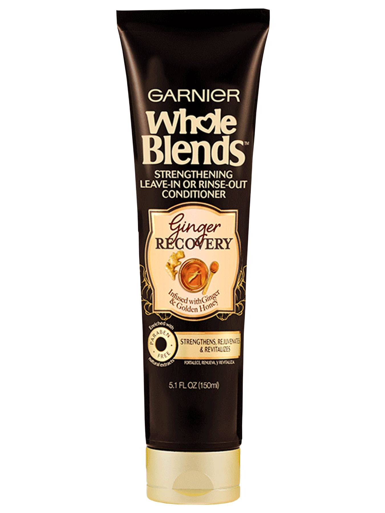 Whole Blends Ginger Recovery Hair Treatment Hair Care Garnier