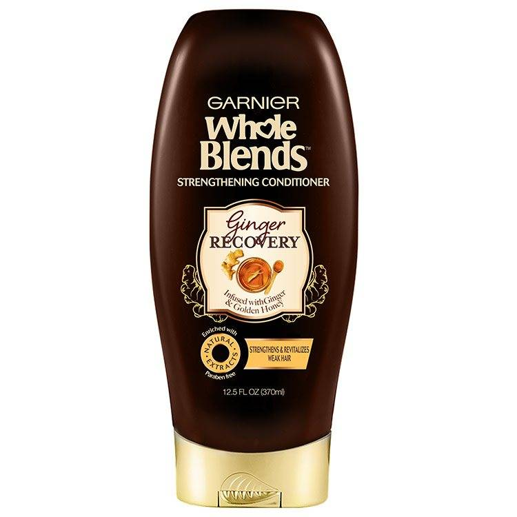 Whole Blends Ginger Recovery Conditioner Front