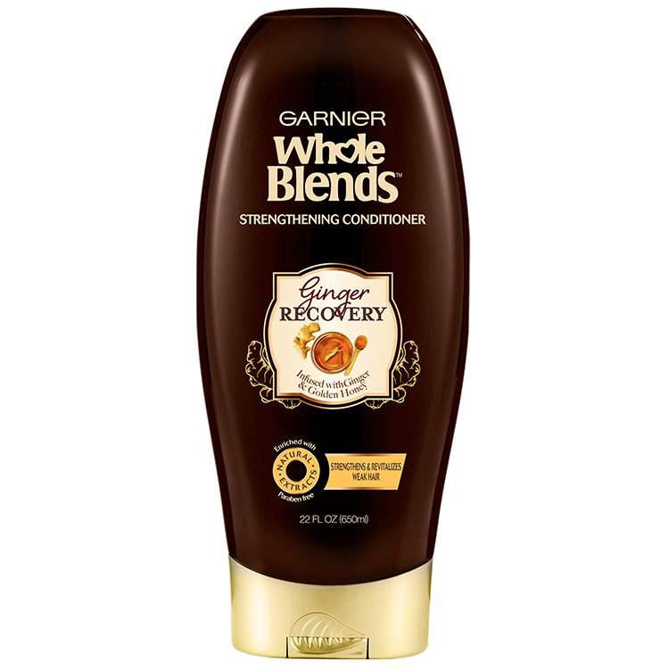 Whole Blends Ginger Recovery Conditioner Front 22 fl.oz