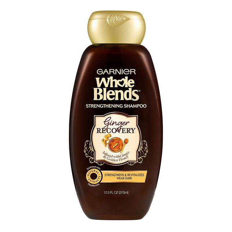 Whole Blends Ginger Recovery Shampoo Front