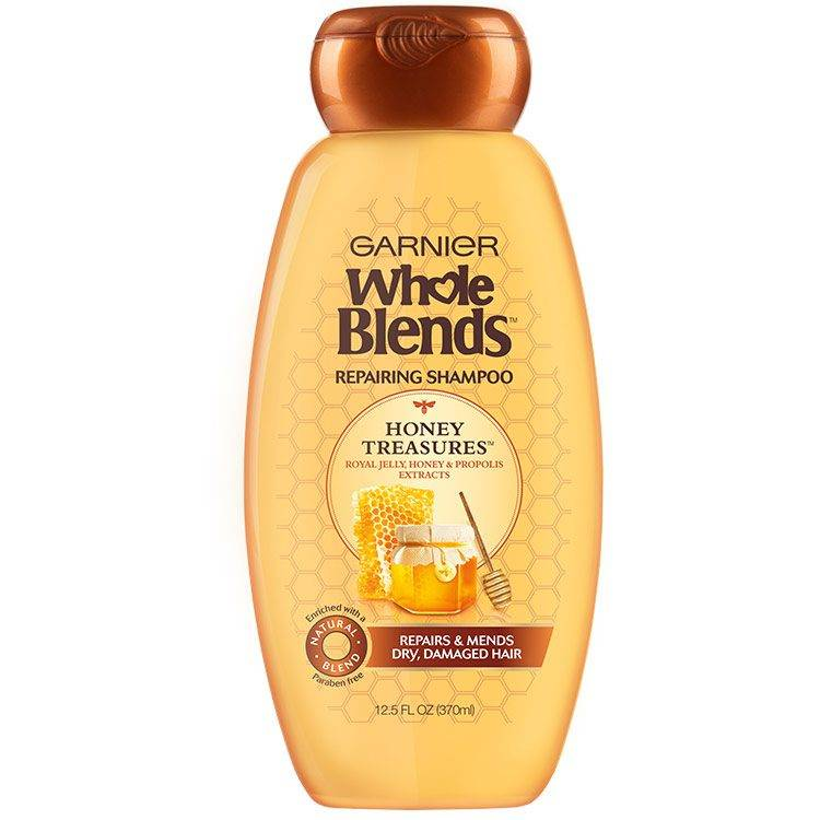 Honey Treasure Shampoo front