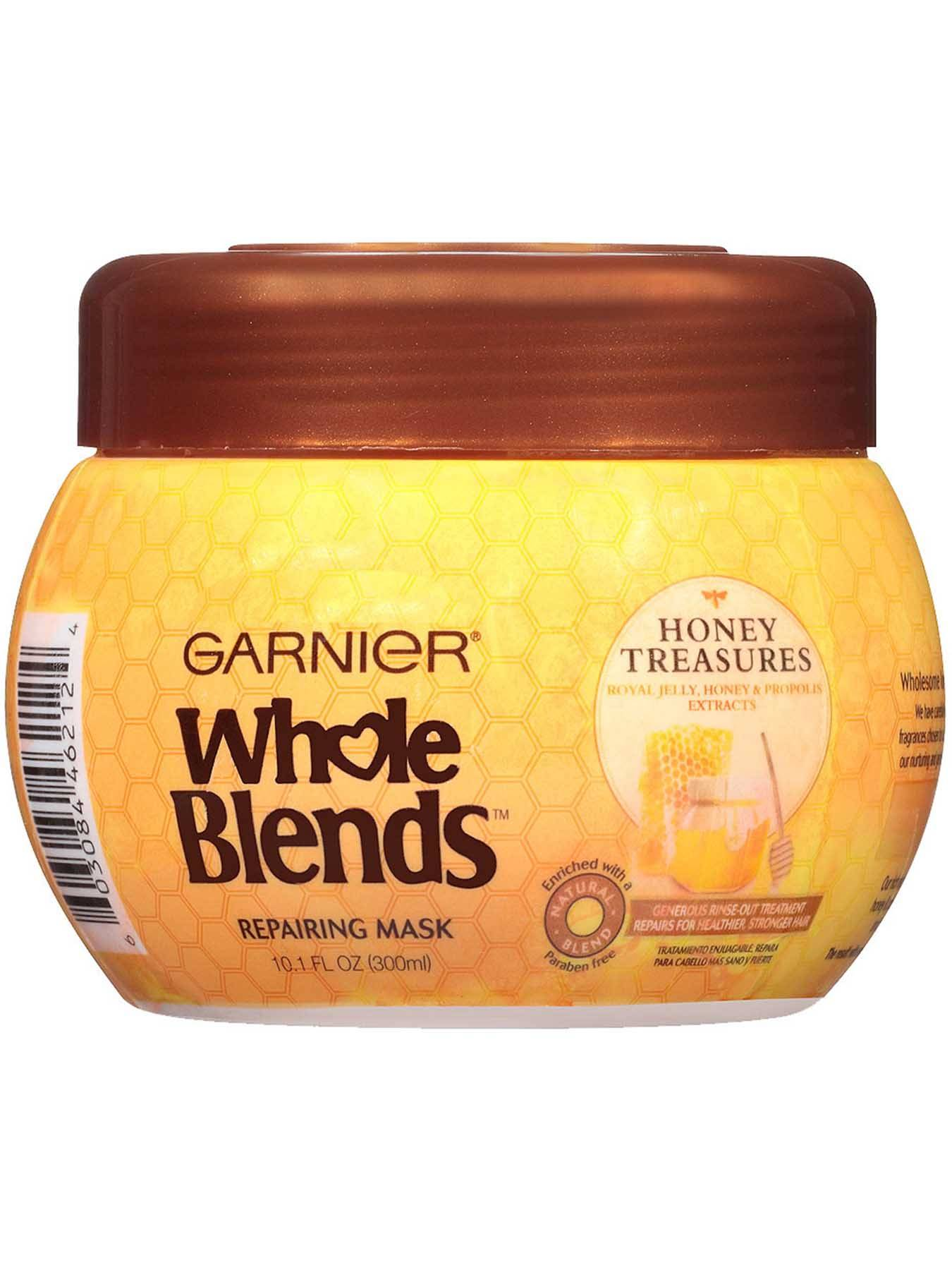 Garnier Whole Blends Repairing Mask Honey Treasures Front