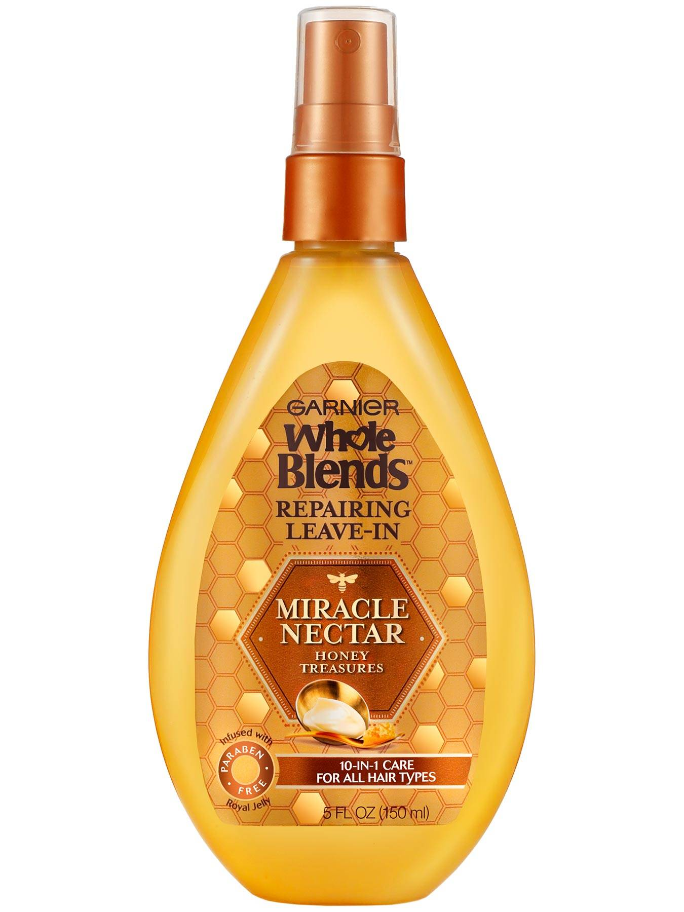 Whole Blends 10 In 1 Miracle Nectar Leave-in Treatment