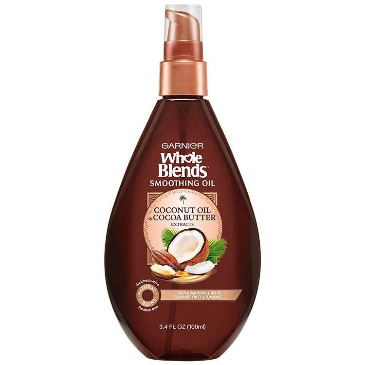 Coco Cocoa Smoothing Oil front
