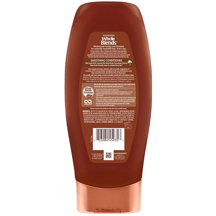 Coco Cocoa Smoothing Conditioner back