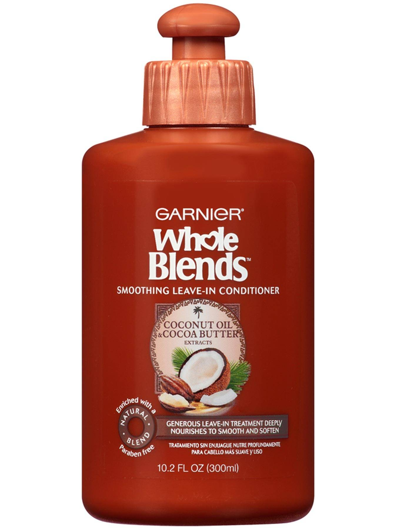 Smoothing Leave-In Conditioner with Coconut Oil & Cocoa Butter Extracts