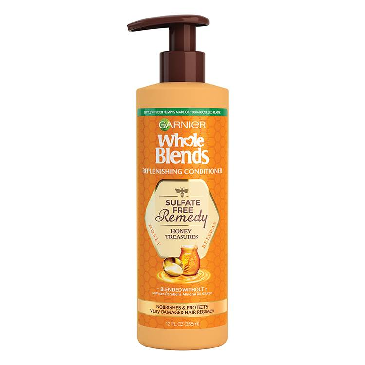Garnier Whole Blends - Sulfate Free Conditioner Honey - product detail
