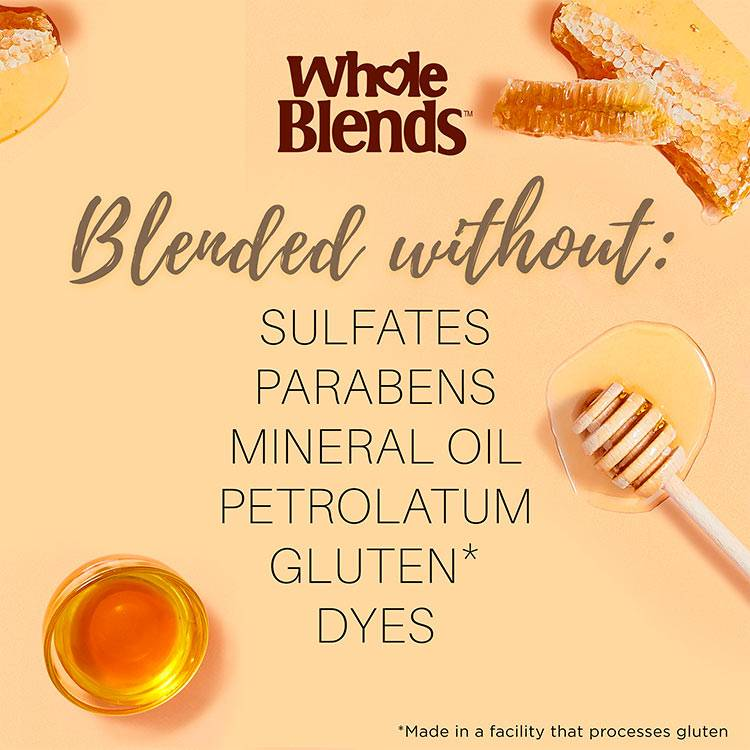 Garnier Whole Blends - Sulfate Free Shampoo Honey - product detail