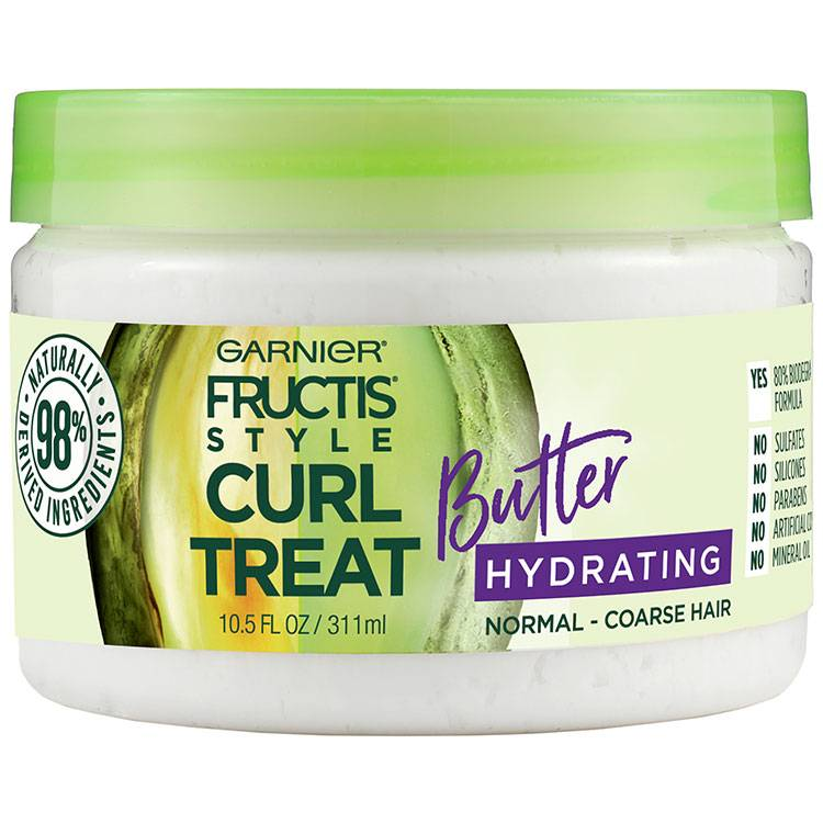 Curl Treat butter front