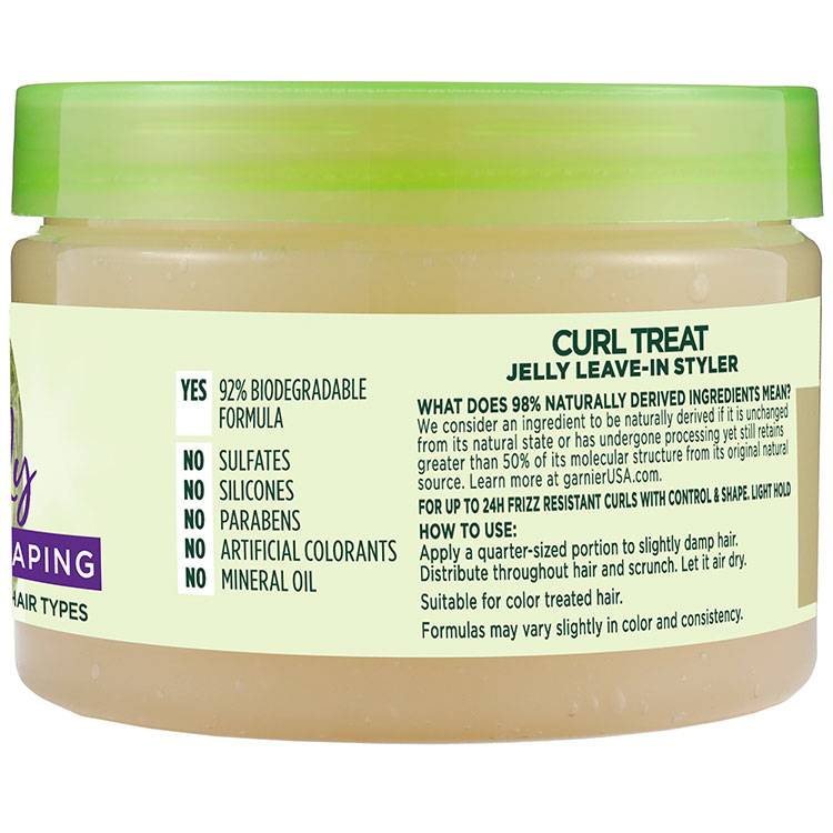 Curl Treat jelly back