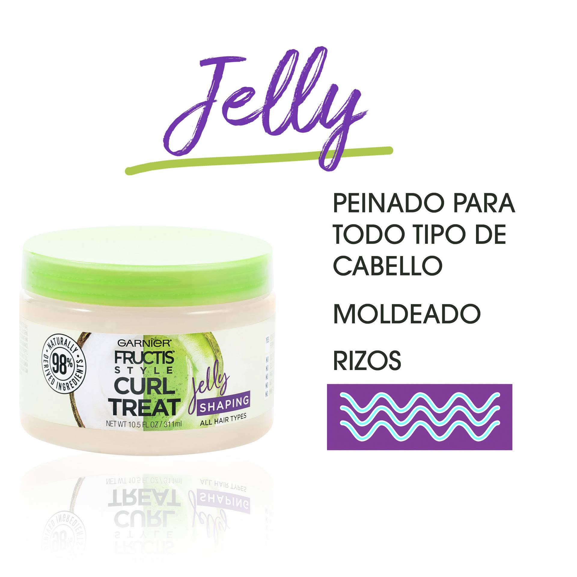 Curl Treat jelly benefits