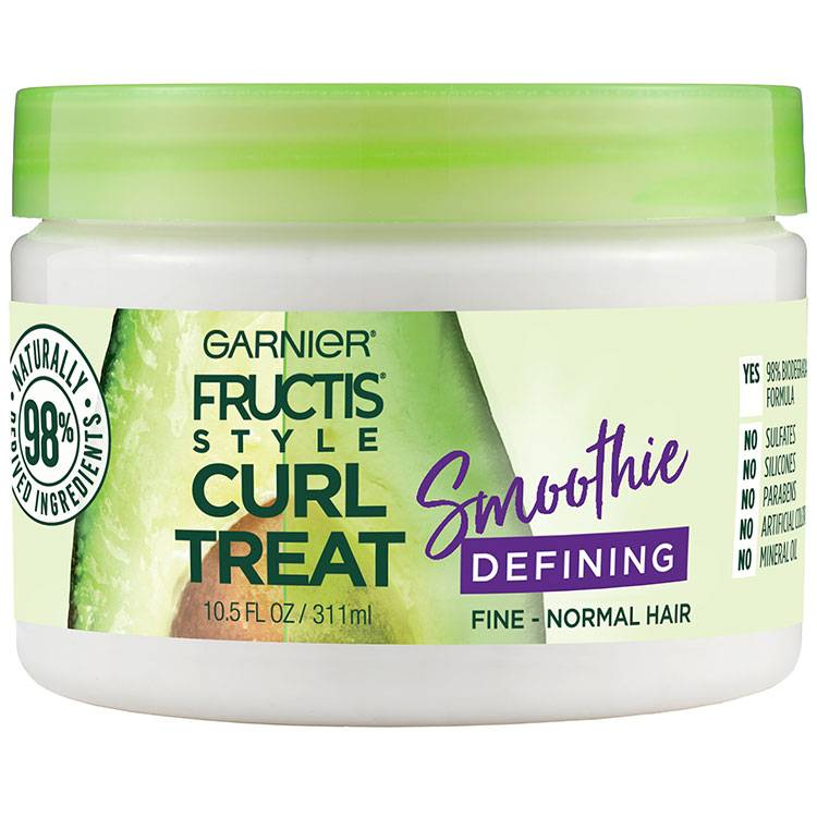 Curl Treat smoothie front