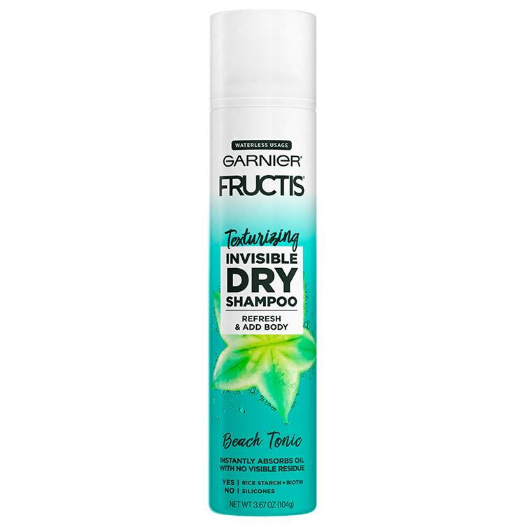 Garnier Fructis Style Invisible Dry Shampoo - Beach Tonic