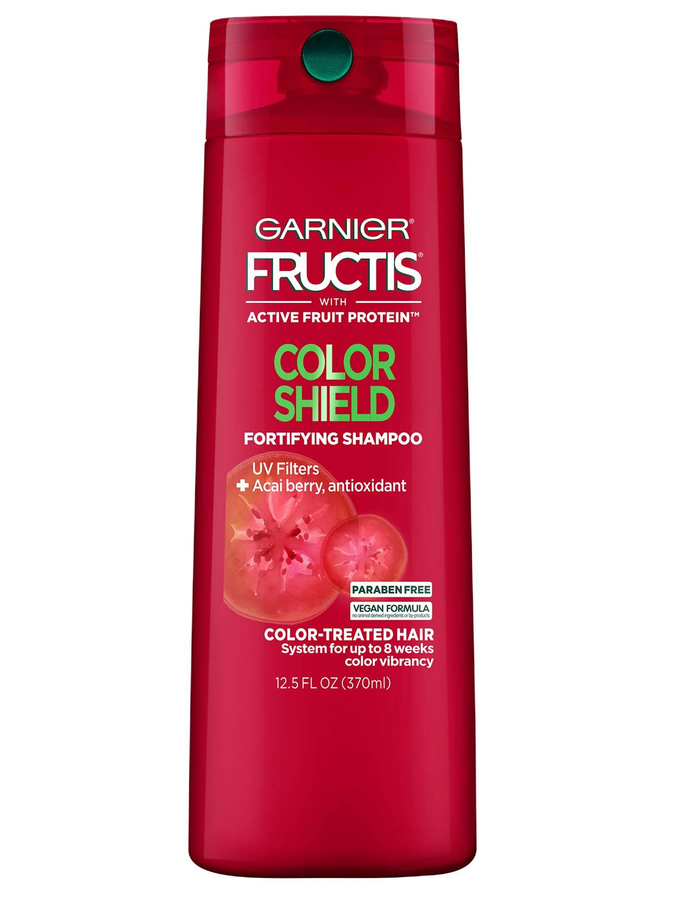 Front view of Color Shield Shampoo for Color-treated Hair.