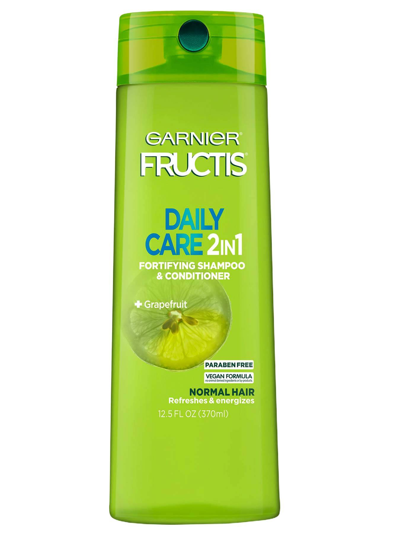 Front view of Daily Care 2 in 1 for Normal Hair.