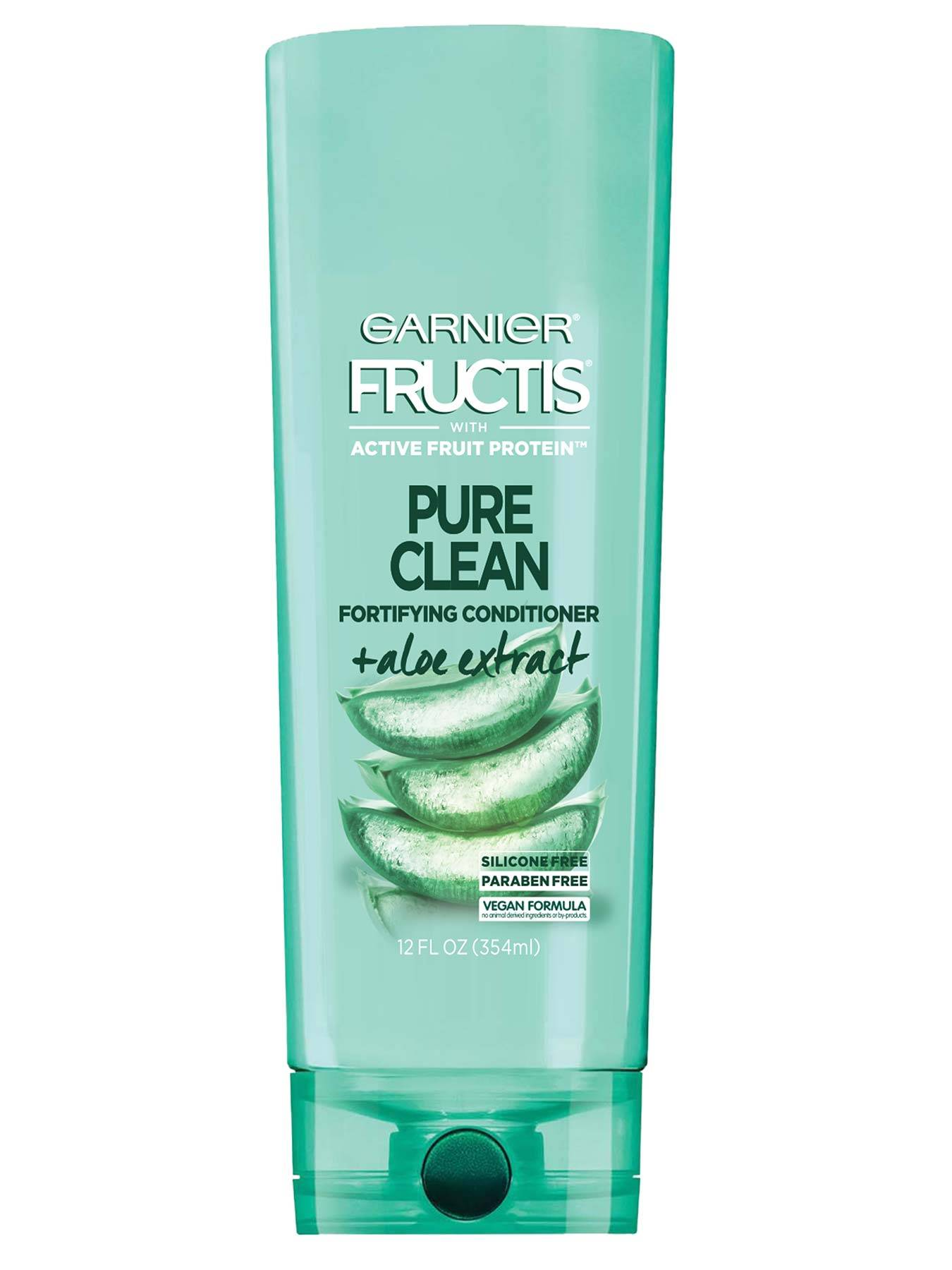 Front view of Pure Clean Aloe Conditioner for Oily Hair.