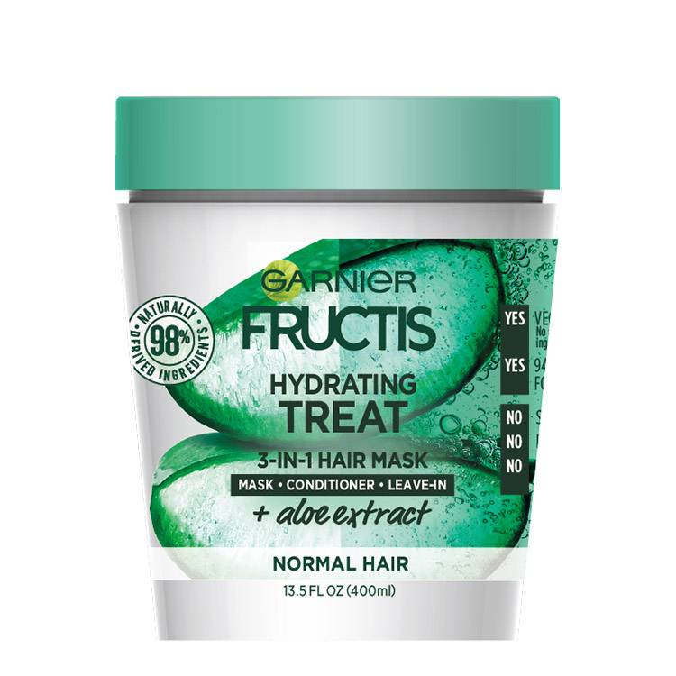 Garnier Fuctis Treats Aloe Mask 400ml