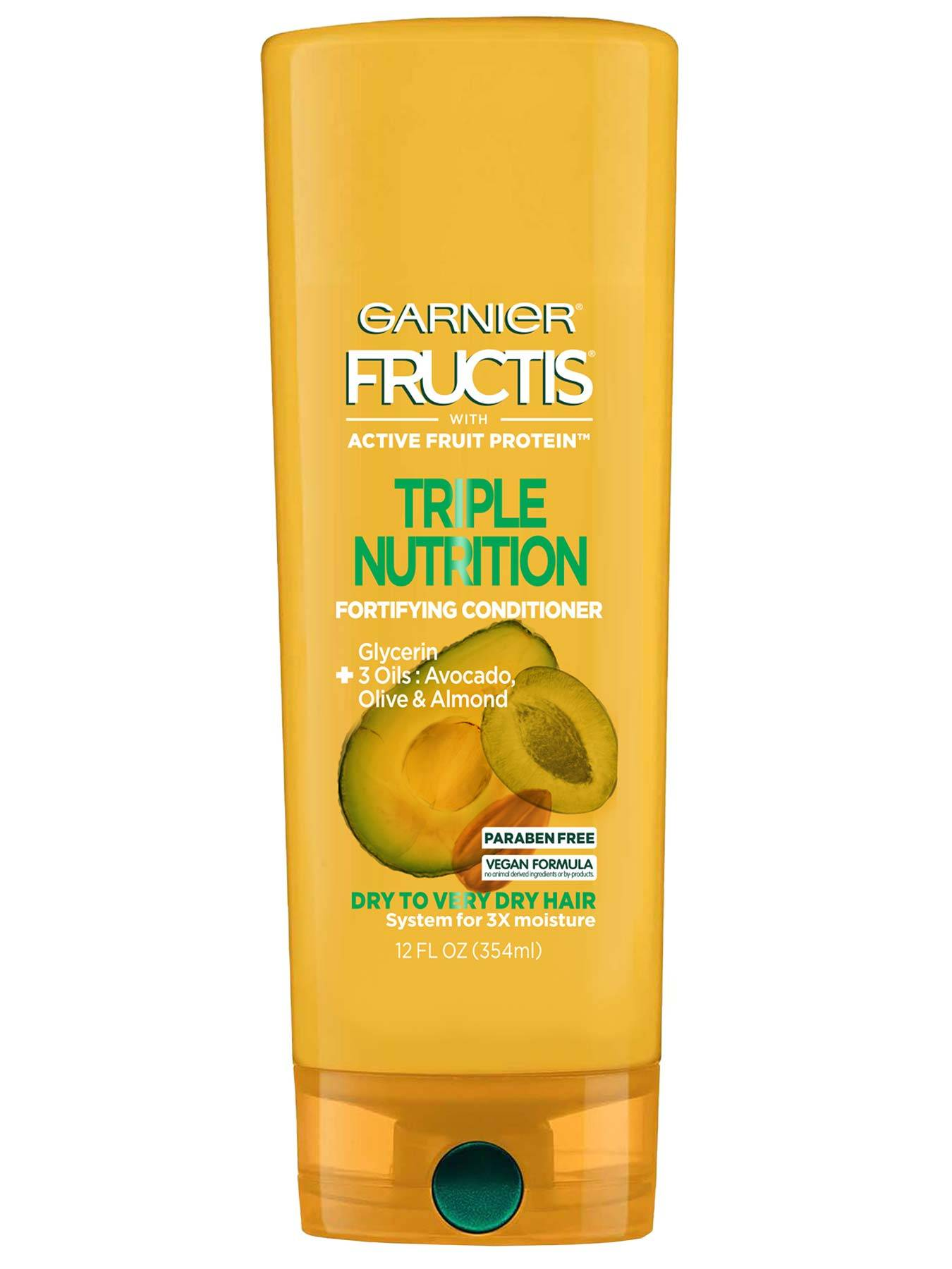 Front view of Triple Nutrition Conditioner for Very Dry Hair.