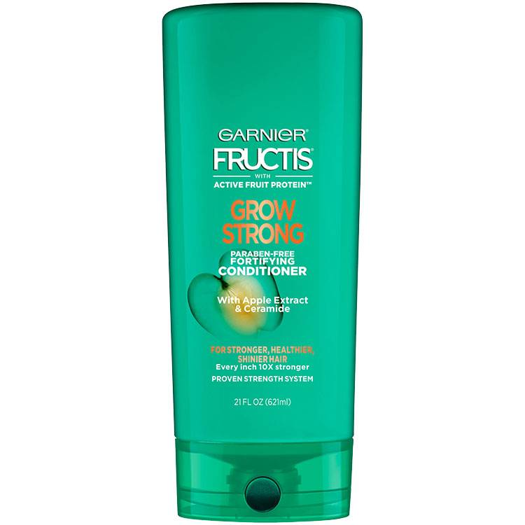 Fructis Grow Strong Conditioner 21floz front