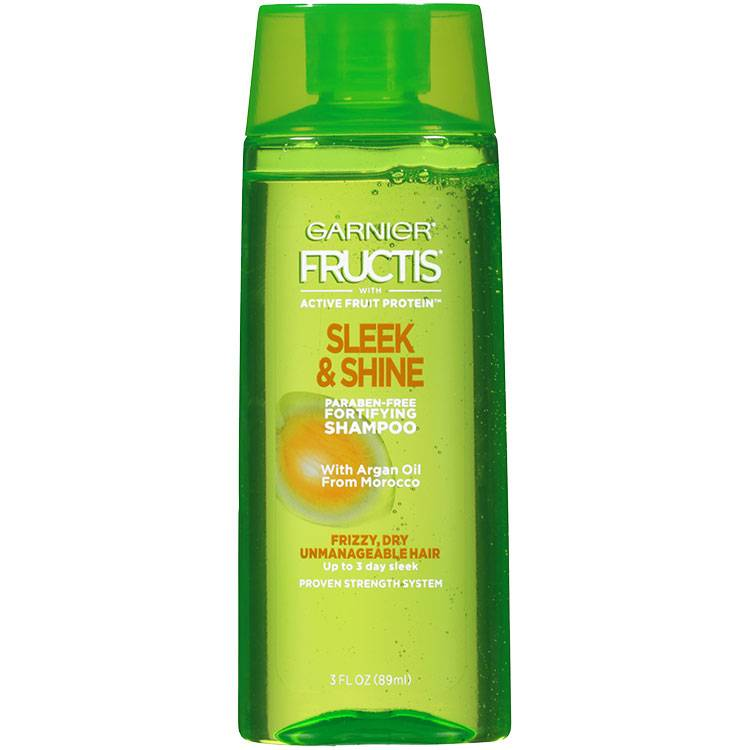 Sleek & Shine Shampoo Travel Size 100ml front