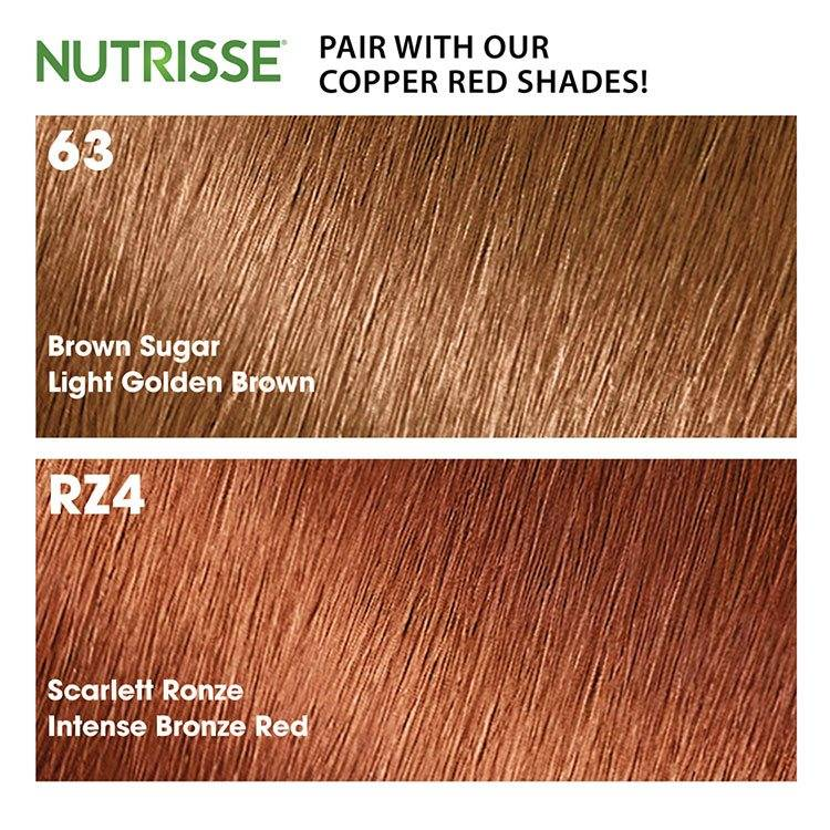Color Reviver Vibrant Copper Shade Matching