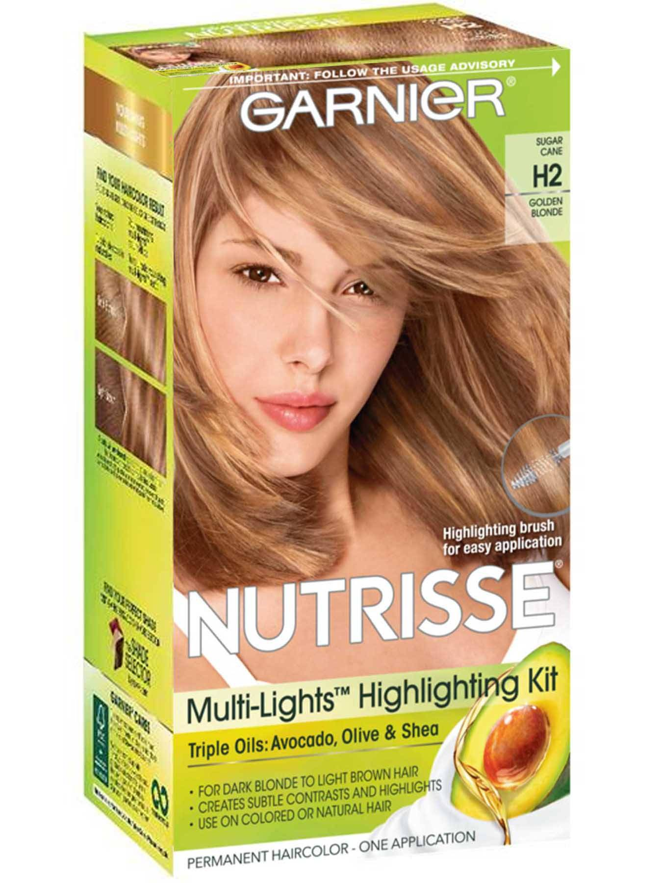 Nutrisse Nourishing Color Creme - Golden Blonde - Garnier