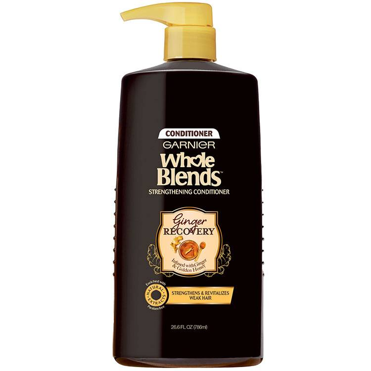 Whole Blends Ginger Recovery Conditioner 26.6 floz front