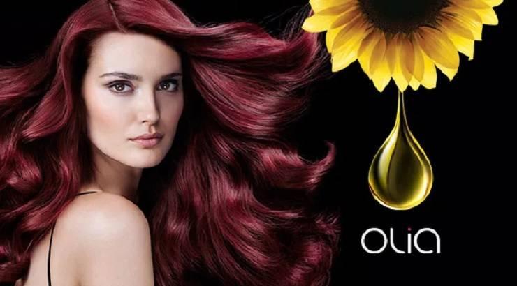 Olia - Permanent Ammonia Free Hair Color - Garnier