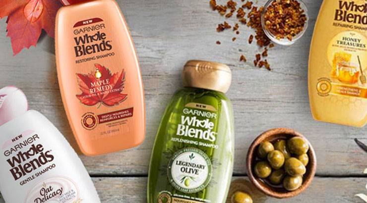 Whole Blends Hair Care Products - Walmart Exclusive - Garnier