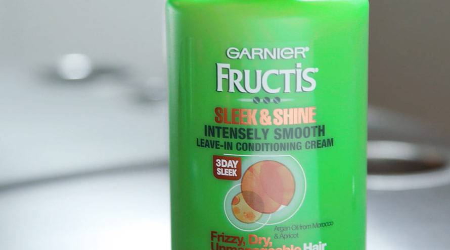 Garnier Hair Care fight frizzy hair