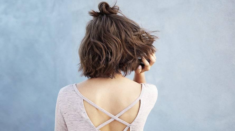 Hairstyles For Short Hair Half Up Half Down: Hair Ideas & Inspiration