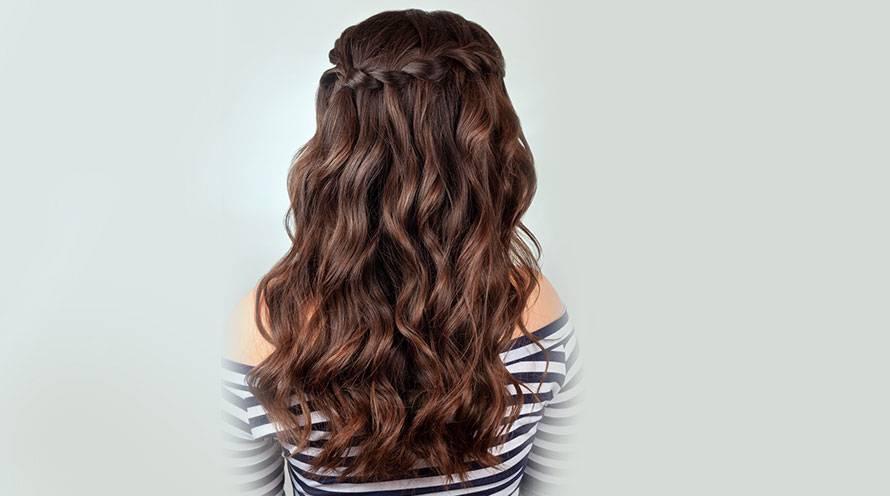 Cute Prom Hairstyles - Hair Tutorials & Inspiration - Garnier